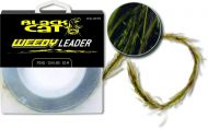 Weedy Leader 10m 100kg brown/green