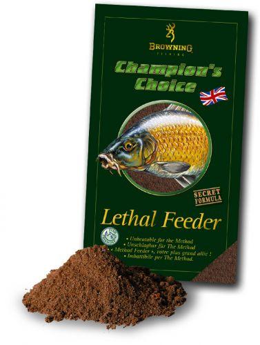 Groundbait England Lethal Feeder 1kg