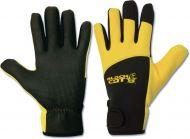 Black Cat Deluxe Gloves L